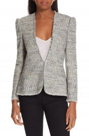 Rebecca Taylor Tweed Peplum Jacket   Nordstrom at Nordstrom