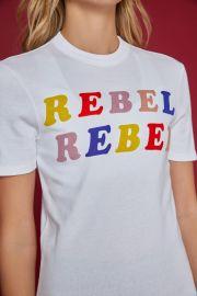 Rebel Rebel Tee by Bandier at Bandier