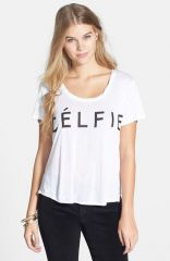 Recycled Karma and39Cand233lfieand39 Graphic Tee at Nordstrom