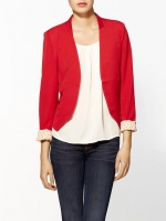Red blazer like Ashleys at Piperlime