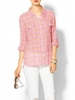 Red check shirt by CC California at Piperlime