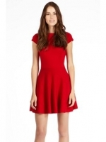 Red dress like Jess on New Girl at House of Fraser