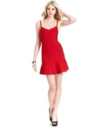 Red dress like Pennys by Guess at Macys