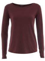 Red longsleeve shirt from Dorothy Perkins at Dorothy Perkins