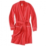 Red robe by Gilligan and OMalley at Target