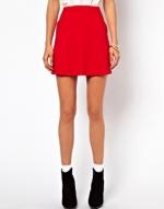Red skirt like Maggies at ASOS at Asos