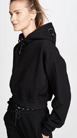 Reebok x Victoria Beckham RBK VB Cropped Hoodie at Shopbop