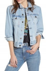 Reformation Denim Jacket   Nordstrom at Nordstrom