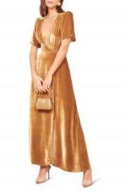 Reformation Tiffany Maxi Dress at Nordstrom