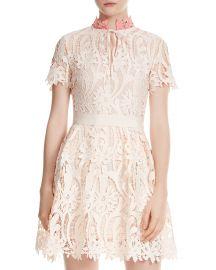 Regina Floral Lace Dress at Bloomingdales