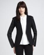 Reginas blazer at Bergdorf Goodman