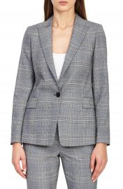 Reiss Joss Check Plaid Suit Jacket   Nordstrom at Nordstrom