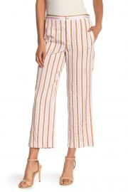 Relaxed Striped Pants by Frame Denim at Nordstrom Rack