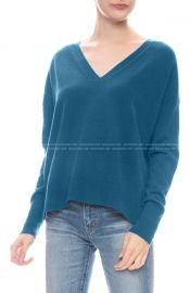 Relaxed V-neck Sweater at Autumn Cashmere
