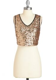 Reliably Radiant Top at ModCloth
