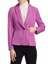 Rendez Jacquard Blazer at Saks Fifth Avenue