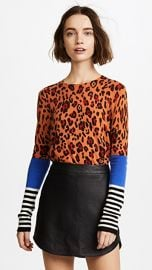 Replica Los Angeles Leopard Sweater at Shopbop