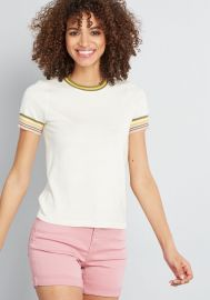 Respect the Ringer Sweater at ModCloth
