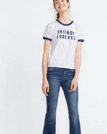 Retro T-shirt at Zara