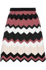 Reverie Knit Mini Skirt by Diane von Furstenberg at The Outnet