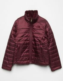 Reversible Mossbud Swirl Jacket by The North Face at Tillys