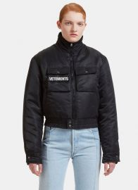 Reversible Police Jacket by Vetements at LN-CC