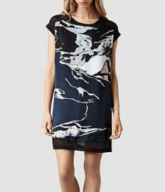 Reverso Rip it Up Dress at All Saints