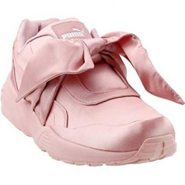 Rhianna Fenty Bow Sneakers by Puma at Amazon