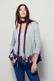 Rhiannon Beaded Fringe Scarf at Free People