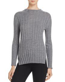 Rib Mock-Neck Sweater by Theory at Bloomingdales