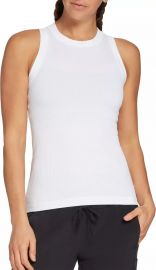 Rib Tank Top by CALIA by Carrie Underwood at Calia