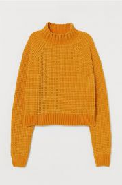 Rib-knit Sweater at H&M