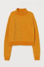 Rib knit sweater at H&M