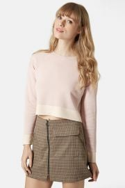 Ribbed Crop Sweater at Nordstrom Rack