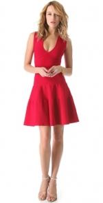 Ribbed dress like Pennys at Shopbop