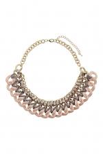 Ribbon Twist necklace at Topshop at Topshop
