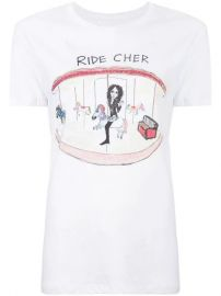 Ride Cher T-shirt at Farfetch