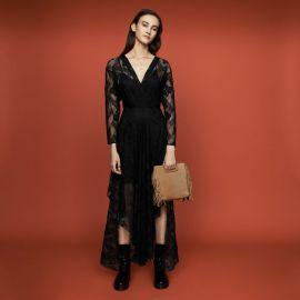 Riletta Dress at Maje