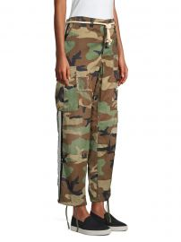 Riley - Showboat Sequin Side Camo Pants at Saks Fifth Avenue