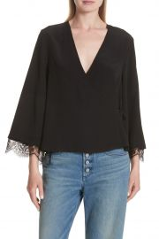 Riona Lace Top by ALC at Nordstrom Rack