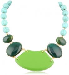 Rissa bib necklace by David Aubrey at Amazon