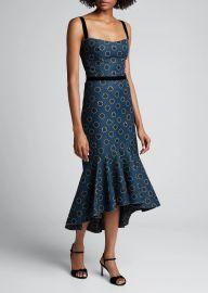 Rito Ancestral Ruffled-Hem Dress by Johanna Ortiz at Bergdorf Goodman