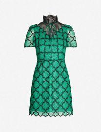 Ritta Dress by Sandro at Selfridges