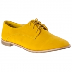 Riverberry yellow oxfords at Amazon