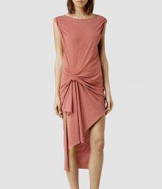 Riviera Devo Dress at All Saints