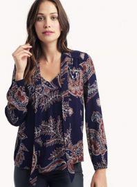 Riya blouse at Ella Moss