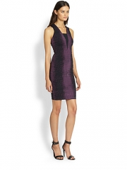 Robert Rodriguez - Crocodile-Print Scuba Dress at Saks Fifth Avenue