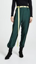 Robert Rodriguez Silk Track Pants at Shopbop