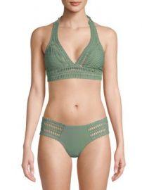 Robin Piccone - Sophia Halter Bikini Top at Saks Off 5th