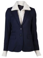 Robin's jacket at Farfetch at Farfetch
